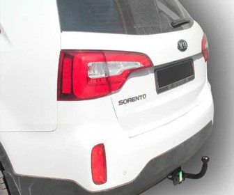 Фаркоп KIA Sorento IV 2012-2015, Leader-Plus